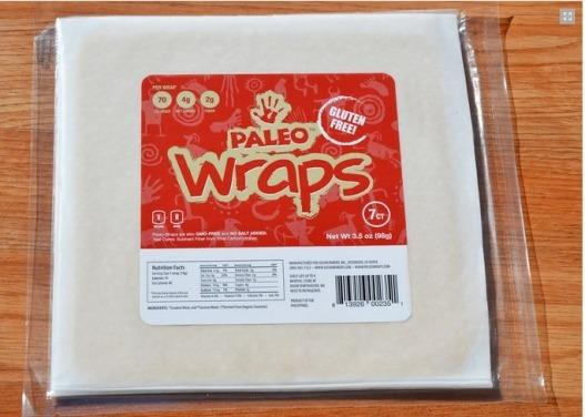 Paleo-Wraps