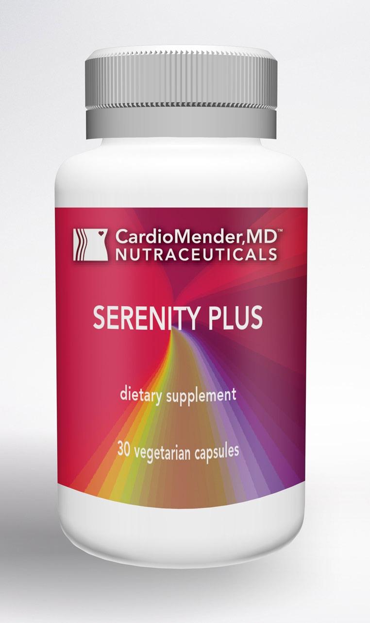 l-theanine supplement - serenity plus supplement