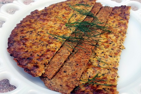 matzo substitute fake focaccia for weight loss