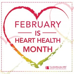 February is Heart Health Month - Learn how to take care of your heart.